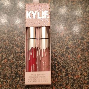 NIB Kylie mini liquid lipsticks